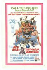 INSPECTOR CLOUSEAU Movie POSTER 27x40 Alan Arkin Anthony Ainley David Bauer