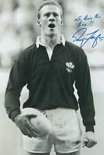 Paul Thorburn Hand Signed Wales Rugby 12x8 Photo 9.