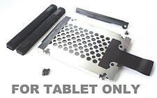 IBM Lenovo Thinkpad X200 X200S X201 X201S TABLET Hard Drive Caddy+Cover+Screws
