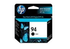 GENUINE OEM HP 94 C8765WN BLACK INK CARTRIDGE OPTION 140