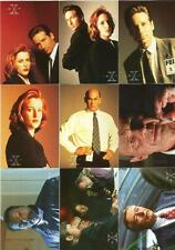 X files saison 3 complet 72 carte base set of trading cards from topps ~ nouveau