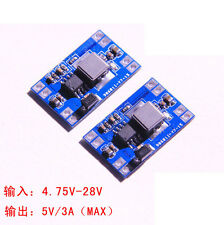 DC-DC 9V/12V/24V to 5V 3A  Step Down Power Module CAR Charger / Mobile power
