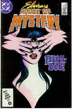 Elvira's House of Mystery # 4 (USA, 1986)