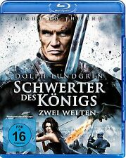 Schwerter des Königs - Zwei Welten [Blu-ray](NEU & OVP) Dolph Lundgren / U.Boll