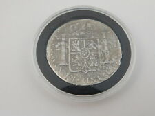 EL CAZADOR SHIPWRECK COIN 1784 SILVER PIECE OF EIGHT
