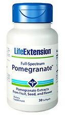 Full-Spectrum Pomegranate - Life Extension - 30 Softgels