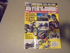 2001 MOTORCYCLE BUYERS GUIDE,71 OFF-ROAD,65 CRUISERS,82 SPORTS,15 TOURERS,36 MX