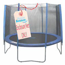 Trampoline Net FITS for: AirKing Classic 15ft Trampoline (Net only)