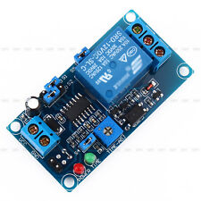 New 12V DC Delay Relay Delay Turn on / Delay Turn off Switch Module with Timer