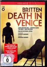 DVD BRITTEN: DEATH IN VENICE John Graham-Hall Andrew Shore Sam Zaldivar GARDNER