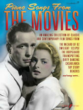 Piano Songbook:Songs from the Movies PVG