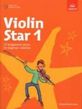 VIOLIN STAR 1 Student's Book & CD ABRSM*