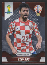 Panini Prizm World Cup 2014 Brazil - Base # 119 Eduardo - Croatia