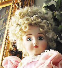 PATRICIA LOVELESS ANTIQUE REPRODUCTION STEINER PORCELAIN WORLD GALLERY OF DOLLS