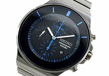 SEIKO MEN'S SNDD59P1 NEW COLLECTION CLASSIC CHRONOGRAPH WATCH FREE UK POSTAGE