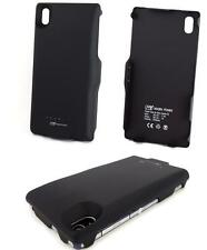 Mugen Power Extended Battery Pack 3700mAh For Sony Xperia XperiaZ-2 Z-2 Black