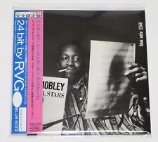 Hank Mobley and His All Stars JAPAN Mini LP CD w/OBI  TOCJ-9155