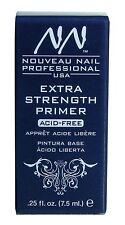 Nouveau Nail fuerza adicional (libres de ácido) primer - 7.5ml (0.25oz)