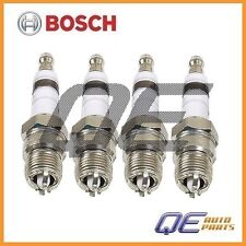 Set of 4 Spark Plugs Bosch Platinum+4 4449 Fits: Chevrolet Ford GMC Cadillac