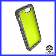 LUNATIK Seismik, Suspension Frame case with impact protection, iPhone 5/5s, LIME
