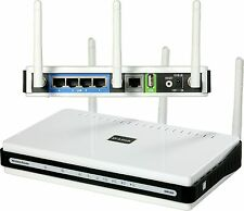 D-LINK WIRELESS 2.4 GHz BROADBAND ROUTER DIR-655 GOOD