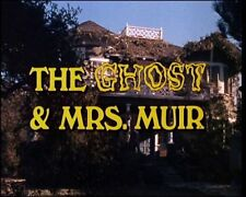THE GHOST AND MRS. MUIR COMPLETE TV  DVD SERIES 1968 very best quality avail