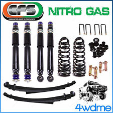 "Toyota Landcruiser VDJ 79 Series EFS 4WD Shock Leaf Complete HD 3"" 75mm Lift Kit"