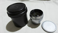 Zorki ZK lens 1.5 1,5/50 Russian Zeiss Opton Sonnar for KIEV 2 3 4 5 Contax 5242