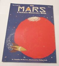 MARS SCIENCE DISCOVERY BOOK (GRADE 2,3,4) (2ND,3RD,4TH)  NEW!!