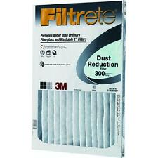 """6 Pk 3M 20"""" X 25"""" X 1"""" Filtrete Charged Fiber Dust Reduction Filter 303DC-6"""