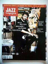 JAZZ MAGAZINE #504 Nils Petter Molvaer,Olu Dara,Aldo Romano,Joe McPhee (revue)