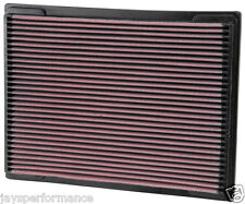 KN AIR FILTER (33-2703) FOR MERCEDES BENZ CLK230 KOMPRESSOR 1997 - 2002