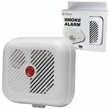 Ei KiteMarked Smoke Detector Fire Alarm Ionisation Batteries Included