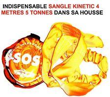 NE PARTEZ PAS SANS ELLE! PRATIQUE PETITE SANGLE KINETIC + HOUSSE 4M 5T! GENIAL