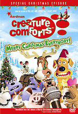 Creature Comforts - Merry Christmas Everybody! (DVD, 2006) LN - Free Shipping!
