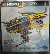Lego Hero Factory Drop Ship #7160 new in box