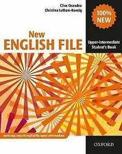 Oxford nuevo archivo inglés superior-intermedio Student's Book @NEW @ 9780194518420