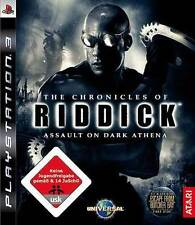 Sony PS3 Playstation 3 Spiel The Chronicles of Riddick 2 Assault on Dark Athena