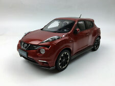 1:18 Nissan Juke Nismo RS Orange Die-Cast Metal Model WHITE BOX