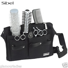 Sibel Practical Tool Scissor Brush Comb Waist Holder Clip Fastening Salon Use