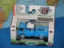 M2 MACHINES 1958 CHEVROLET APACHE STEP SIDE TRUCK PREMIUM EDITION AUTO-TRUCKS