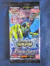 Battle Spirits Japanese Card BS22 Chaos Tornado Pack