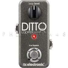 TC Electronic Ditto Looper Electronics Guitar Effects Looping Pedal