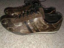 Coach shoes size 10 women's