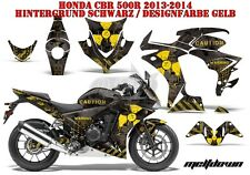 AMR RACING DEKOR GRAPHIC KIT HONDA CBR 250, 500R, 600RR, 1000RR MELTDOWN B