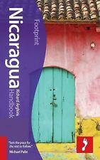 Nicaragua Handbook, 5th (Footprint - Handbooks)-ExLibrary