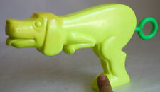 VERY RARE VINTAGE 80'S DOG WATER SQUIRT GUN MADE IN GREECE BY LYRA !