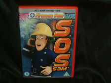 Fireman Sam - S.O.S Sam (DVD, 2010), In Great Condition, Trusted Ebay Shop