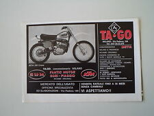 advertising Pubblicità 1977 MOTO BETA CR 250 CROSS