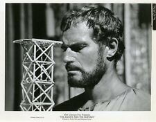 CHARLTON HESTON THE AGONY AND THE ECSTASY 1965 VINTAGE PHOTO ORIGINAL #3